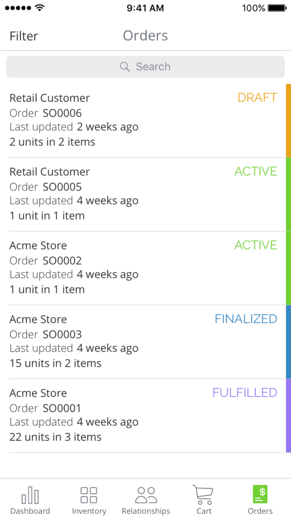 tradegecko_screenshot_mobile_orders